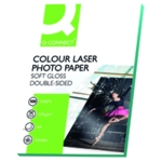 Q-Connect A4 Semi-Gloss Laser Paper
