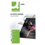 Q-Connect A4 High Gloss Photo Paper Pk20