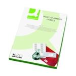 Q-Connect Multipurpose Labels Pk4000