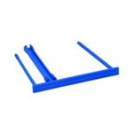Q-Connect Binding E-Clip Blue Pk100