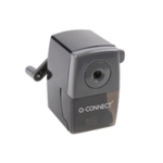 Q-Connect Desktop Pencil Sharpener Black