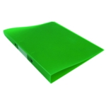 Q-Connect 2 Ring Binder Frosted A4 Green