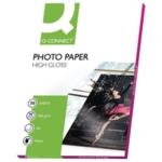 Q-Connect A4 High Gloss Photo Paper Pk50