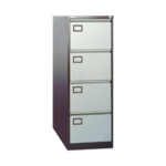 Jemini 4D Filing Cabinet Co Cream