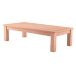 FF Arista Beech Rectangular Table