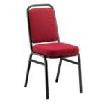 FF Arista Banqueting Chair Claret