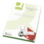 Q-Connect Multi Copier Labels Pk100