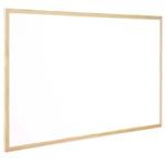 Q-Connect Whiteboard 120x90cm Wood F