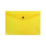 Q-Connect Document Folder A4 Yellow Pk12