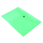 Q-Connect Document Folder A4 Green Pk12