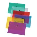 Q-Connect Document Folders A4 Asstd Pk12
