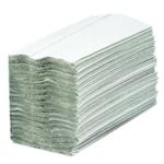 2Work 1 Ply Hand Towel White Pk2880
