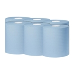 2Work Centrefeed Roll 1Ply 300Mt Pk6