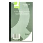 Q-Connect Duplicate Book 210x127mm