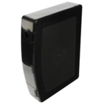Q-Connect PolyBox File Foolscap Black