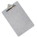 Q-Connect Metal Clipboard Grey