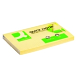 Q-Connect Quick Notes Recycled 76x127mm