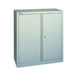 Jemini Grey 40in 2Dr Cup 1 Shelf