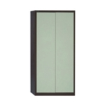 Jemini Coff/Cream 2 Door 1950mm Cupboard