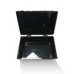 Q-Connect Card Index Box 152x102mm Black