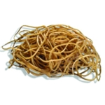 Q-Connect No.63 Rubber Bands 500gm Pack
