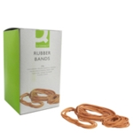Q-Connect No.89 Rubber Bands 500g Pack
