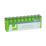Q-Connect AA Battery Economy Pk20