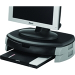 Q-Connect Monitor/Printer Stand/Drawer