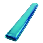 Q-Connect Blue Clear Gel Wrist Rest