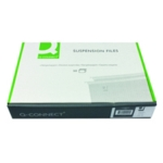 Q-Connect A4 Tabbed Suspension File Pk50