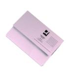 Q-Connect Document Wallet Fs Buff Pk50