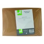 Q-Connect Sq Cut Folder 170gm Buff Pk100