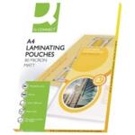 Q-Connect A4 Laminatng Pouch 160mc Pk100
