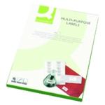 Q-Connect Multipurpose Labels Pk800