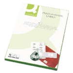 Q-Connect Multipurpose Labels Pk200