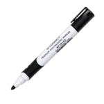 Q-Connect Black W Brd Bullet Marker Pk10