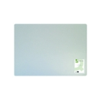 Q-Connect Desk Mat 400x530mm Transparent