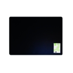 Q-Connect 400x530mm Black Desk Mat