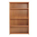 FF Serrion 1750mm Large Bookcase Beech