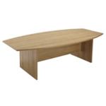 FF Avior Ash 2400mm Boardroom Table