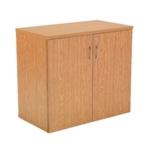 FF Jemini 1000mm Cupboard 1Shelf Oak