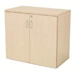 FF Jemini 700mm Cupboard 1Shelf Maple