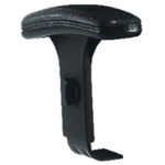 Arista with Adjustable Arms Black