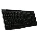 Logitech K270 Wireless Keyboard UK Spec
