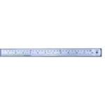 Linex Hduty Ruler 100cm Stainless Steel