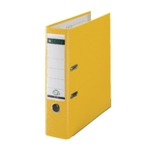 Leitz 180 Lever Arch File A4 Yellow Pk10