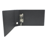 Leitz 180 Oblong Lever Arch A5 Black Pk5