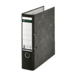 Leitz 180 Lever Arch File FC Black Pk10