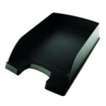 Leitz Plus Black Standard Letter Tray