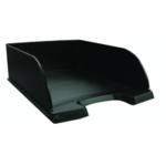 Leitz Plus Black Jumbo Letter Tray